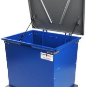 Grizzly garbage bin