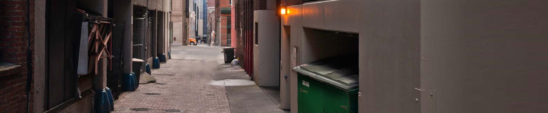 Commercial Garbage Bin