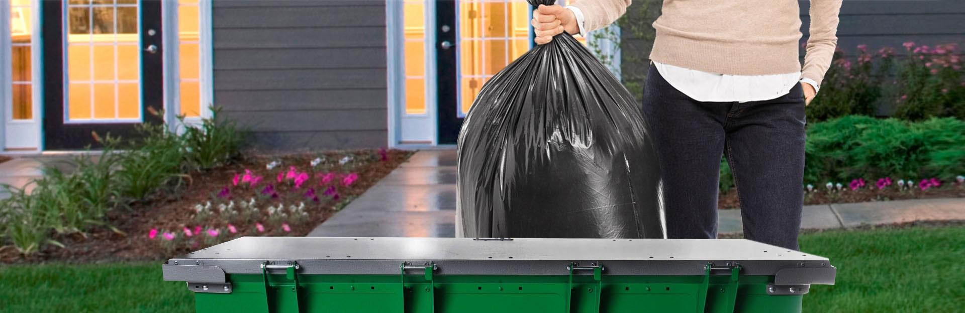 Residential Garbage Bins